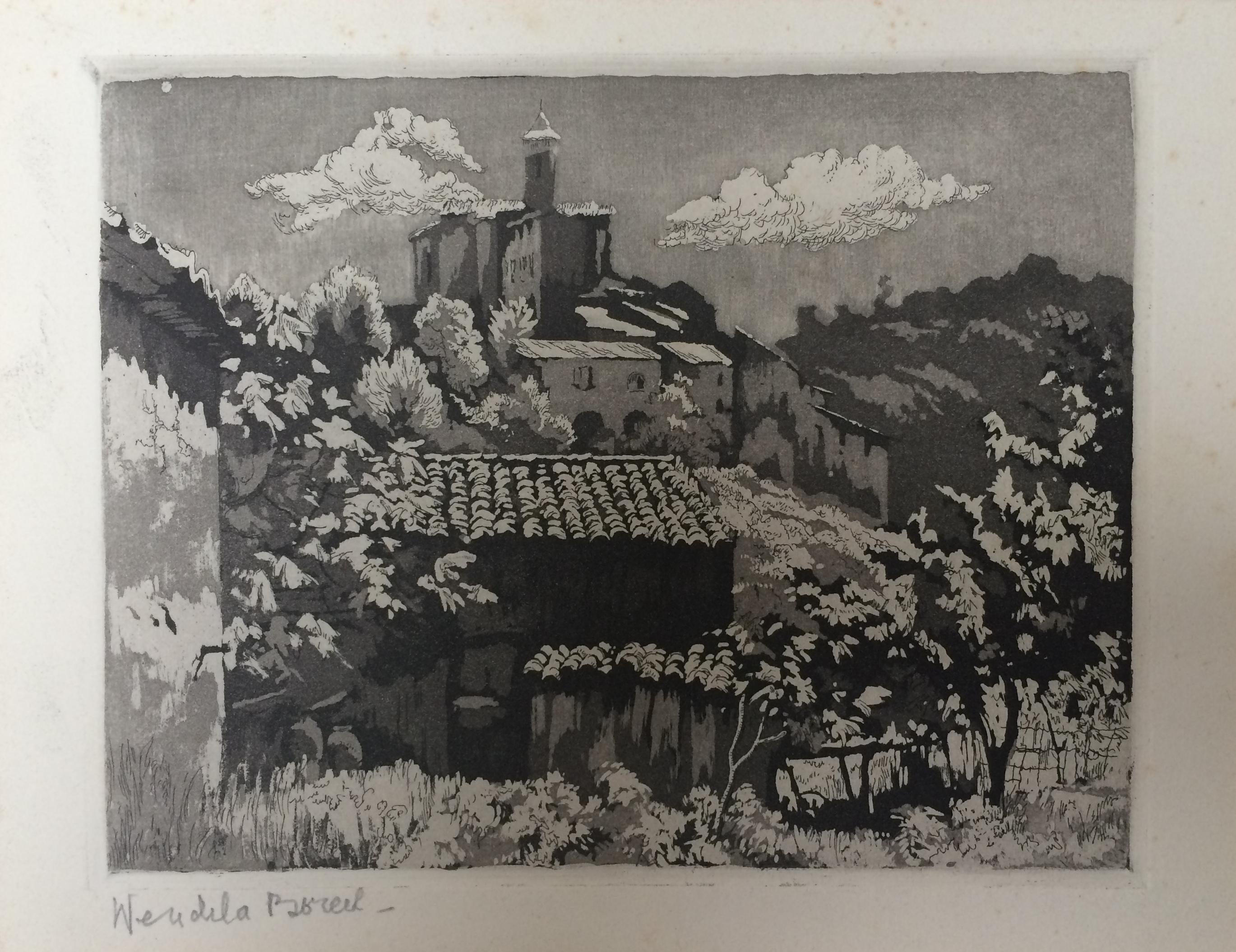Tourettes Sur Loup 1932