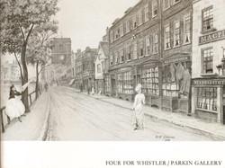 Four for Whistler