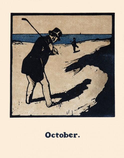 October Golf