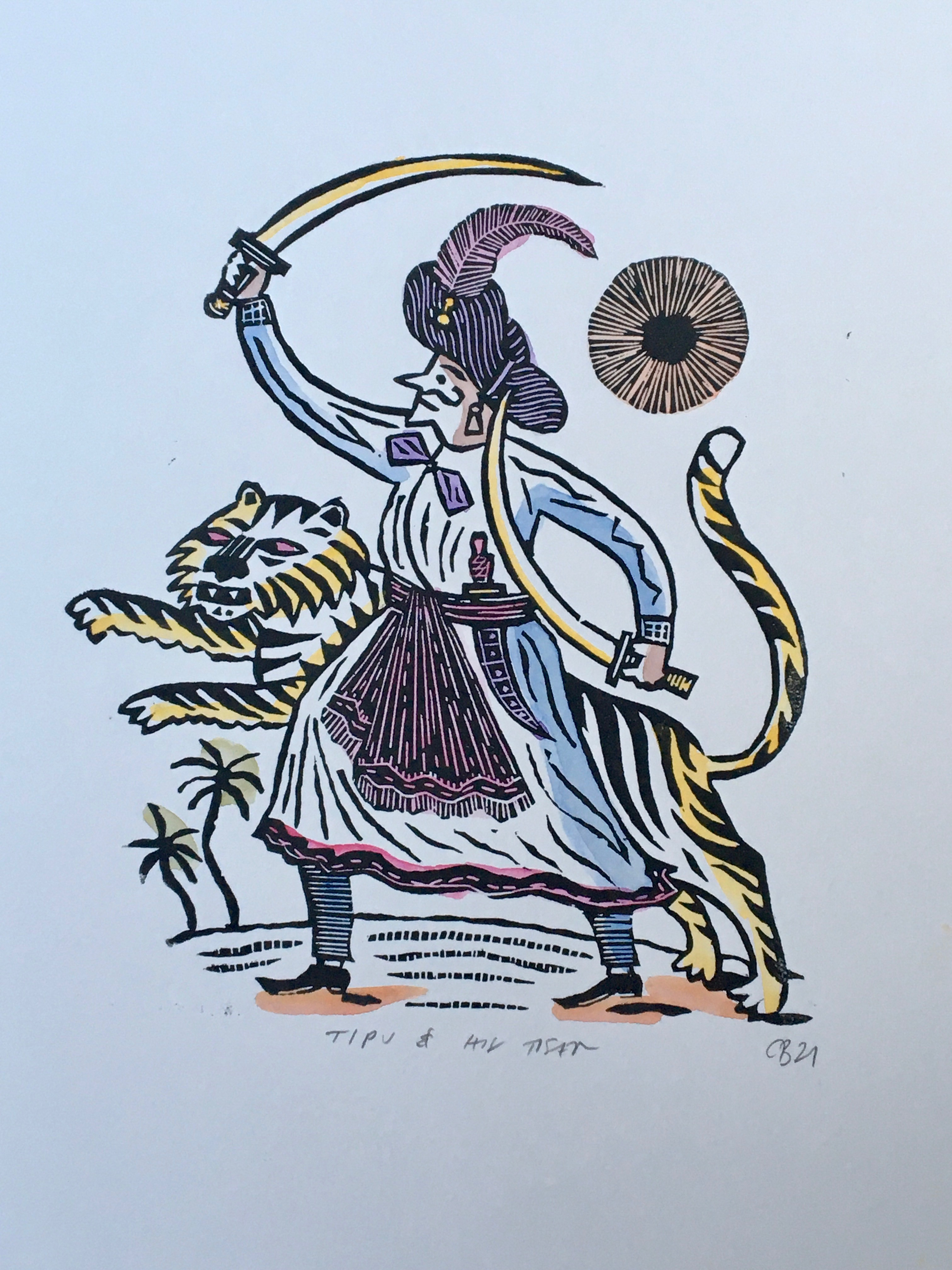 Tipu and the Tiger