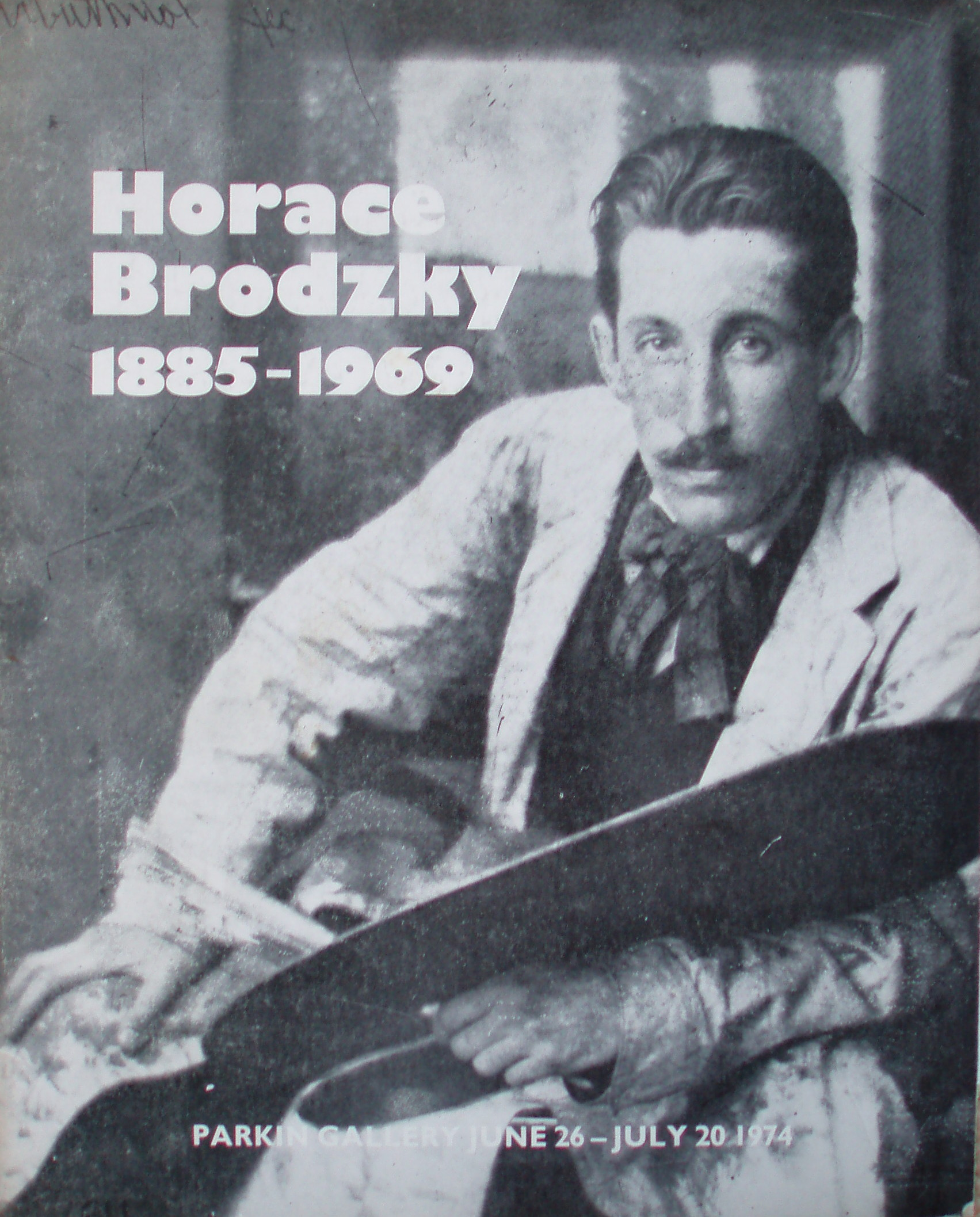 Horace Brodzky 1885-1969