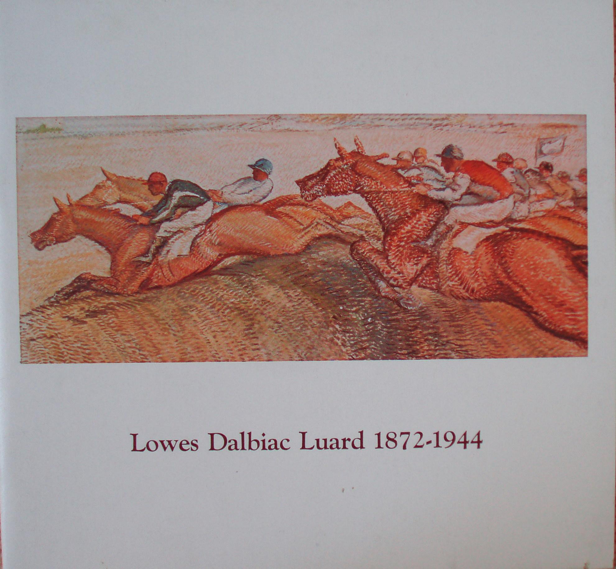 Lowes Dalbiec Luard 1872-1944