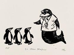 Go Team Penguin