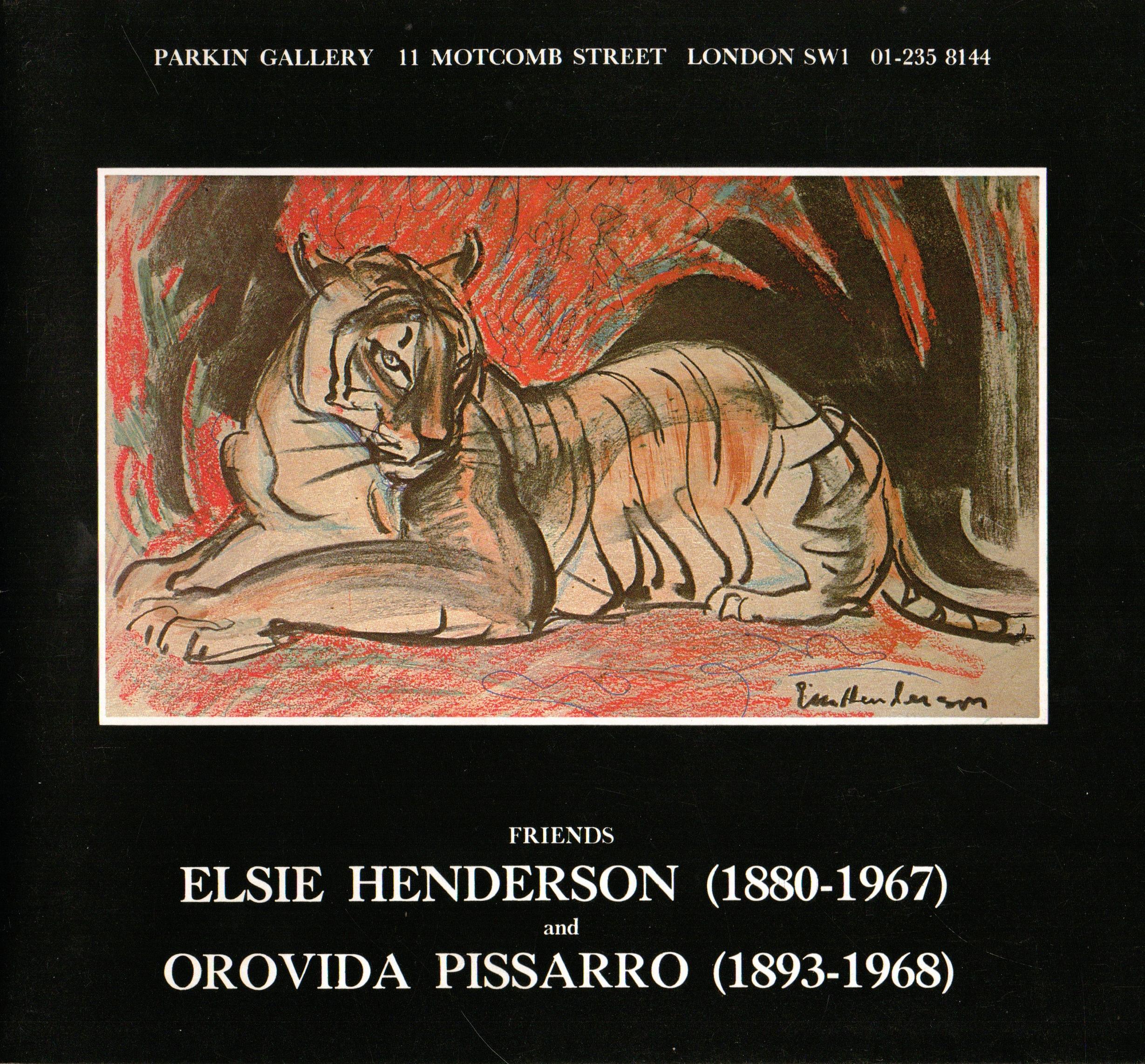 Elsie Henderson Orovida Pissaro