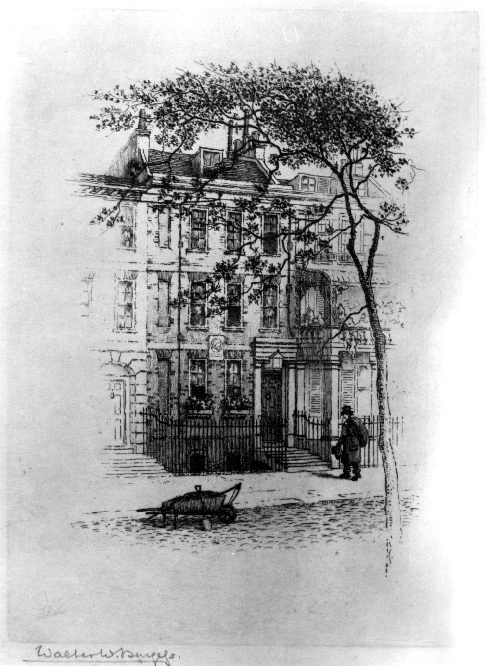 Carlyle's House