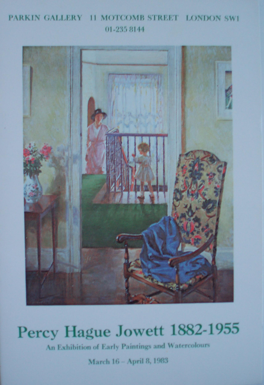 Percy Hague Jowett 1882-1953