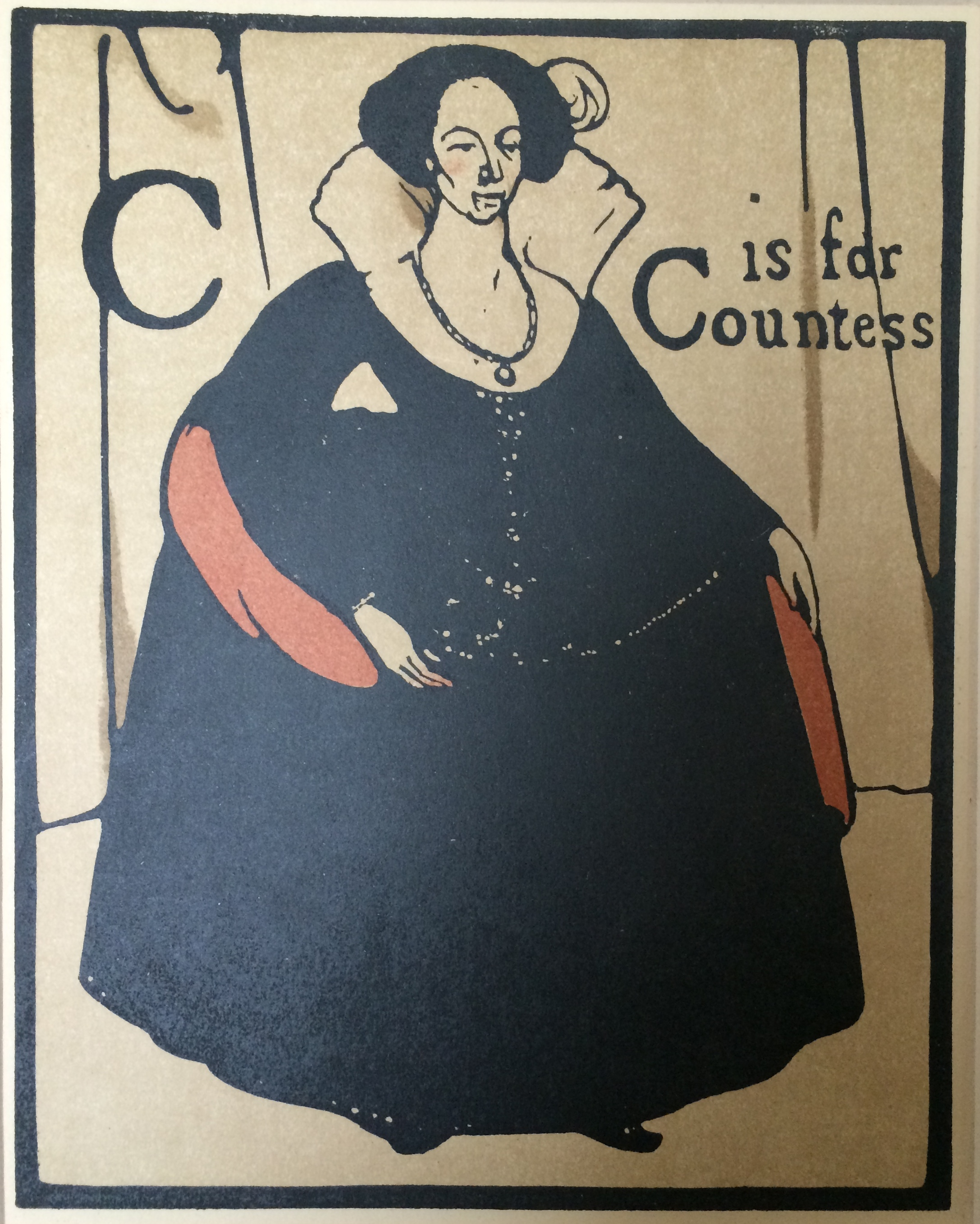 C is for Countess