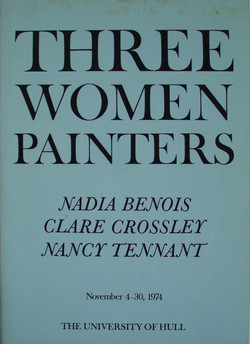 Three Women Painters