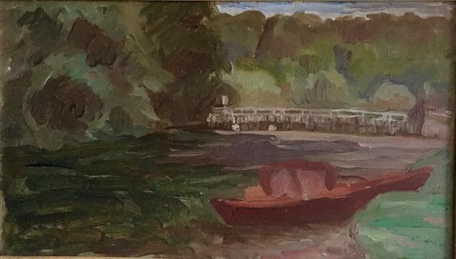 Boat Petworth