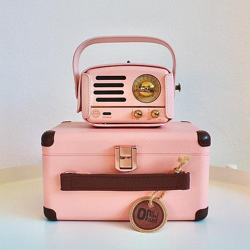 Muzen OTR Metal Speaker - Pink
