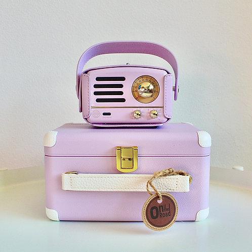 Muzen OTR Metal Speaker - Purple