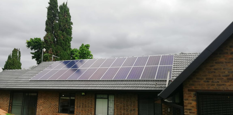 Solar Panels 2020