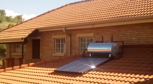 Solar Gyesers