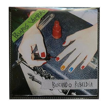 Pájaros Vampiro- Buscando RebeldÍa CD