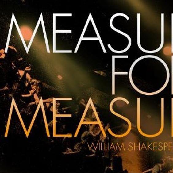 RSC Live - Measure For Measure
