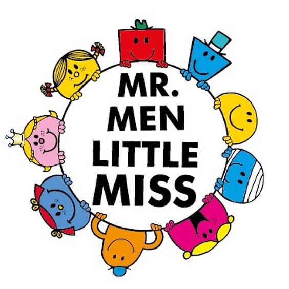 Mr. Men & Little Miss On Stage