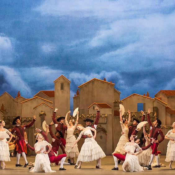 ROH: Don Quixote (Ballet) Live Screening