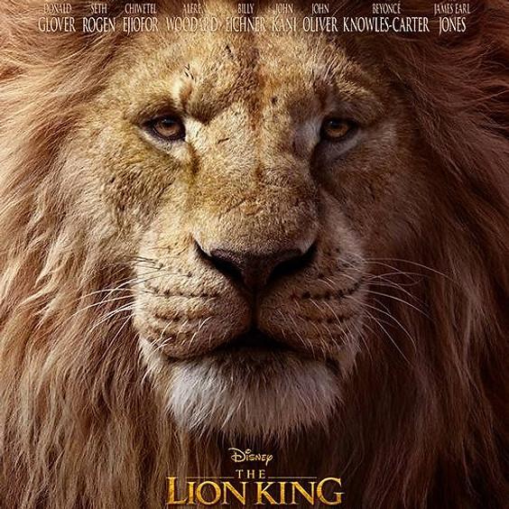 Half term film club - The Lion King