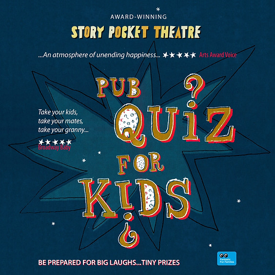 Pub Quiz for Kids