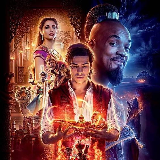 Half term film club - Aladdin