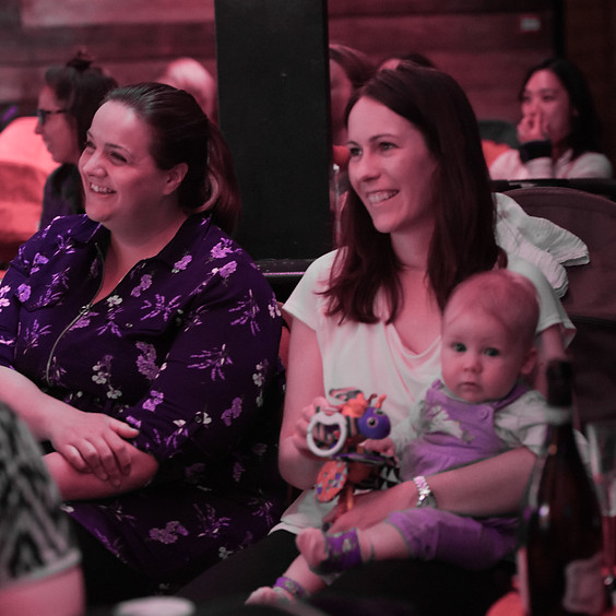 Bring Your Own Baby Comedy - PWYD