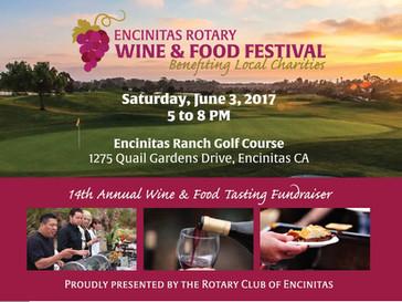 Encintias Rotary Wine & Food Festival