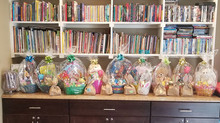 Egg Hunting and Spring Food Distributions at Orange County's Chatham Village Apartments