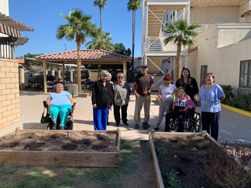 Imperial Community Gardens Cultivates Healthy Senior Resident Communities