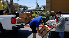 July Food Distributions at Chatham Village Apartments in Orange County