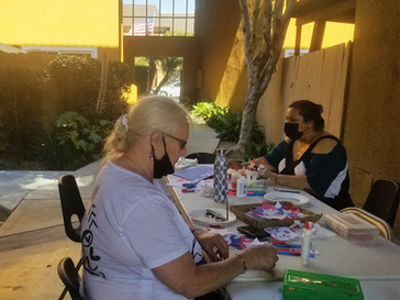 Chatham Village Apartments' July Activities in Orange County