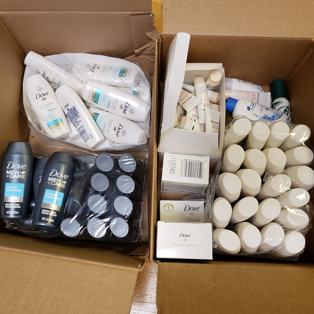 Soap Distribution - Independence Pointe