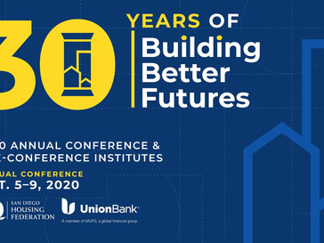 Building Better Futures: 30th Annual Conference and Pre-Conference Institutes October Wrap Up