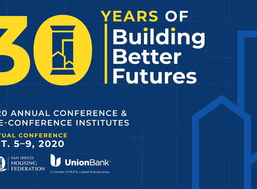 Building Better Futures: 30th Annual Conference and Pre-Conference Institutes October 5th - 9th