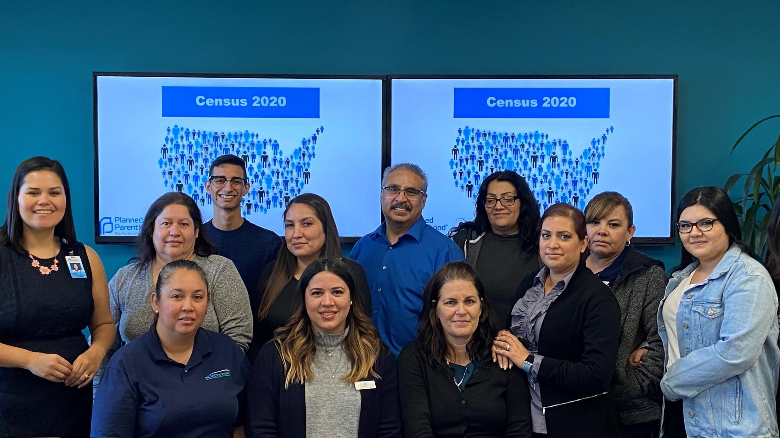 Census Team & PSCDC