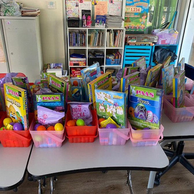 Easter Event Helps Spring Bloom in San Leandro's Lakeside Apartments