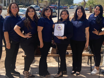 PSCDC Team Awarded For 2020 Census Efforts and Surge in Food Distribution Efforts in Imperial Valley