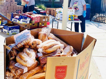April Food Distribution Recap in Imperial Valley and Coachella