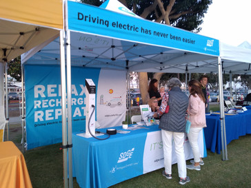 SDG&E Lights Up the Night with Fireworks For Bayside Summer Nights in San Diego