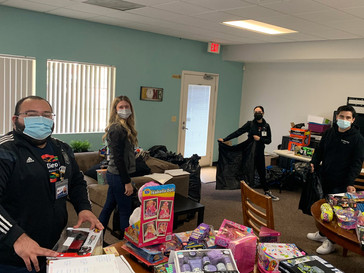 Santa Is Checking His List: PSCDC's Toys For Tots 2020 Preparations