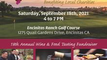 18th Annual Encinitas Rotary Wine & Food Festival Presented by The Rotary Club of Encinitas