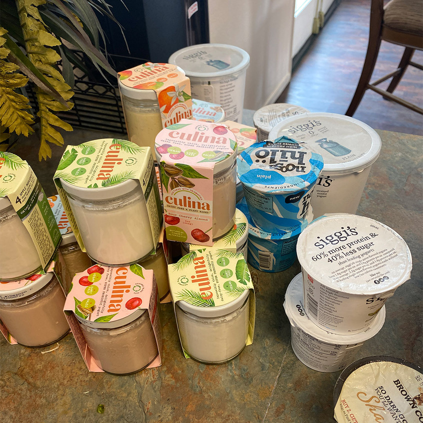 Willow Glen Fresh Dairy and Yogurt Ready