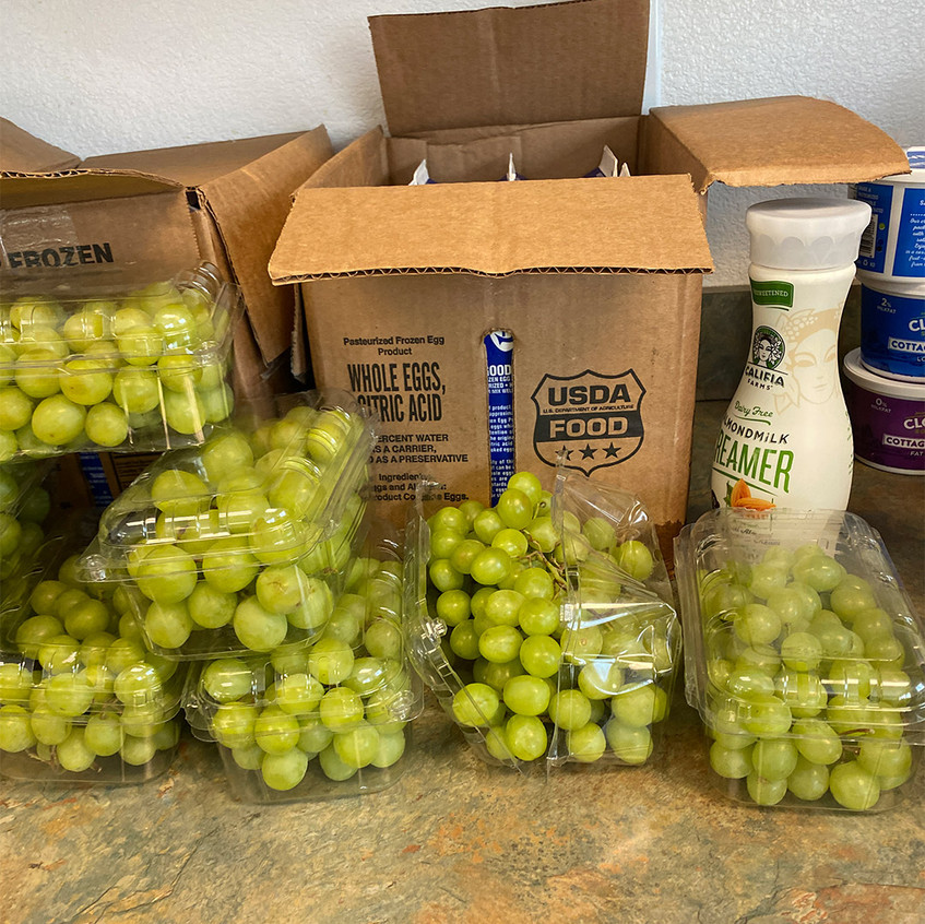 Willow Glen Fresh Grapes