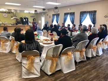 Imperial Valley Branch Hosts Annual Volunteer Appreciation Banquet