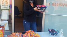 Lakeside Celebrates the Fall Season with Safe Candy Distribution