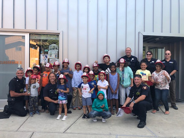 Residents Unite Together to Celebrate National Night Out