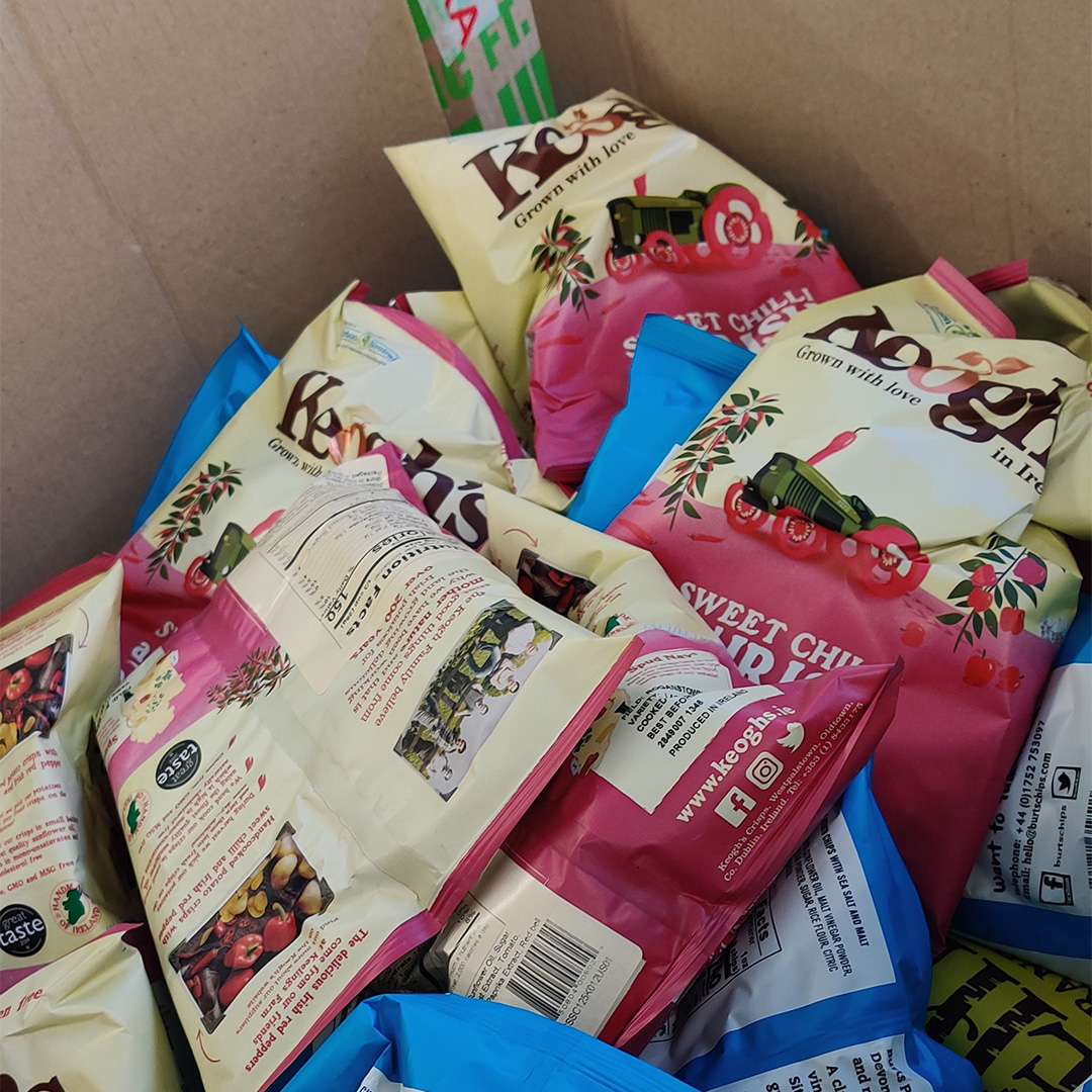 World Market Chips Donations (IG)