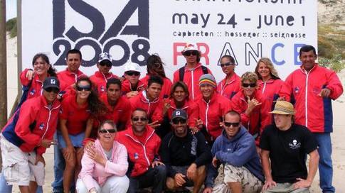ISA world surfing championship 2008