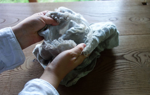 linen kitchen cloth