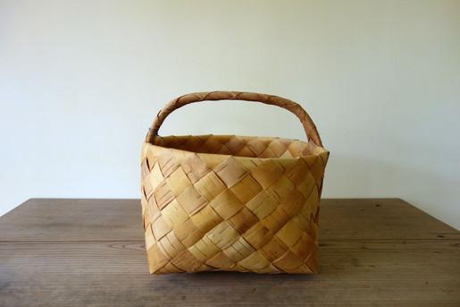 birch basket