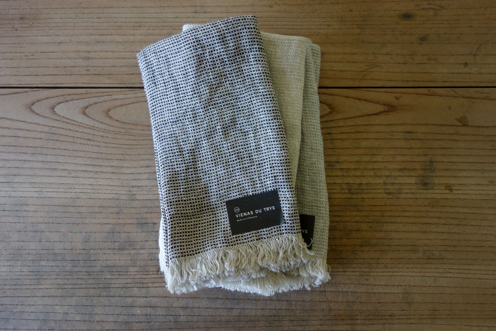 Lithuania linen hand towel